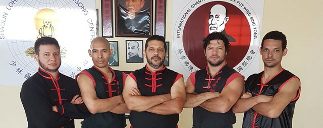 Instructores CHoy Lee Fut Costa Rica